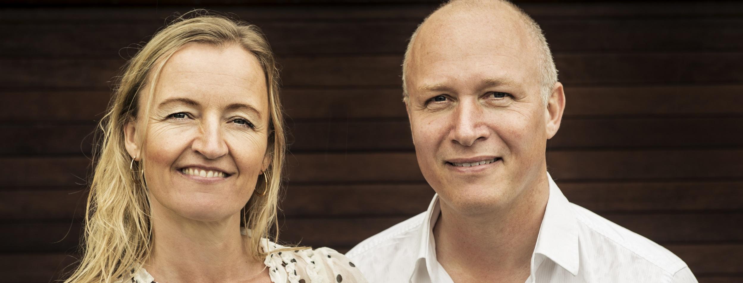 Trine Dupont & Jørn Uhrenholt